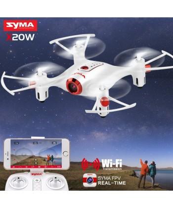 X20W DRONE SYMA CONTROL ALTITUD CON CAMARA