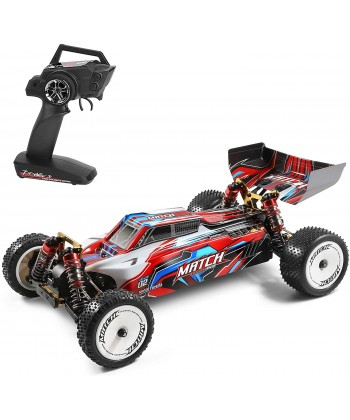 BUGGY MATCH 4WD ESC 1/10 MOTOR 550, 45 KM H. COMPLETO