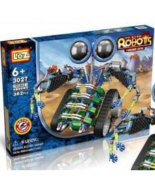 ROBOT CON CADENAS Y MOTOR 362 PIEZAS