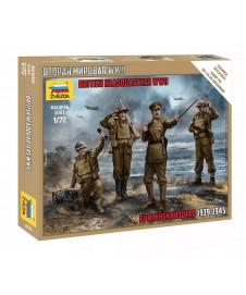 BRITISH HEADQUARTERS WWII
