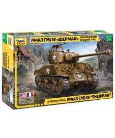 SHERMAN M4A3 76 MM