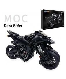 THE PREDATOR MOTORCYCLE