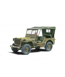 WILLYS JEEP MB 1941 ESC 1/24