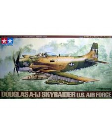 DOUGLAS A-1J SKYRAIDER U.S. AIR FORCE