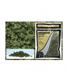 Bolsa Underbrush verde claro