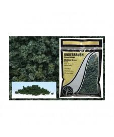 Bolsa Underbrush verde medio