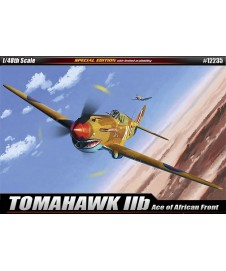 TOMAHAWH IIB ACE OF AFRICAN FRONT