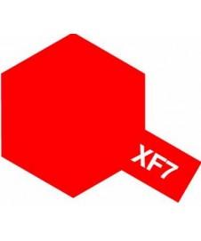 PINTURA ACRILICA XF-7, ROJO