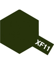 PINTURA ACRILICA XF-11, VERDE J.N.