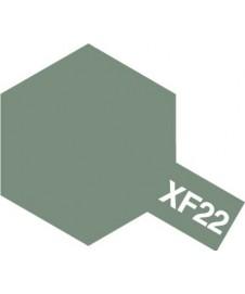 PINTURA ACRILICA XF-22, GRIS RLM