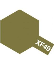 PINTURA ACRILICA XF-49, CAQUI