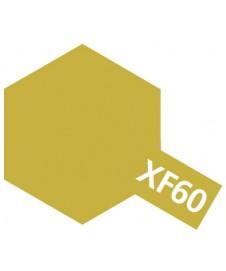 PINTURA ACRILICA XF-60, AMARILLO OSCURO
