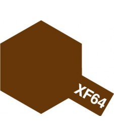 PINTURA ACRILICA XF-64, MARRON ROJIZO