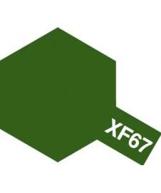 PINTURA ACRILICA XF-67, VERDE NATO