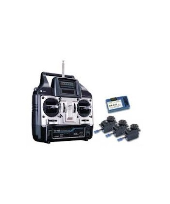 VG400 4CH FM 35MHZ