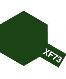 PINTURA ACRILICA XF-73, VERDE OSCURO (JGDF)