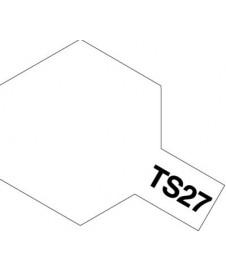 PINTURA ESMALTE TS-27, BLANCO