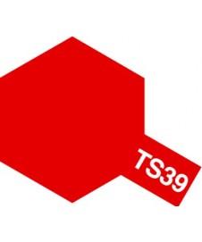 PINTURA ESMALTE TS-39, ROJO MICA