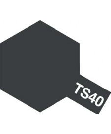 PINTURA ESMALTE TS-40, NEGRO METALIZADO