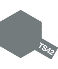 PINTURA ESMALTE TS-42, GRIS ACERO CLARO