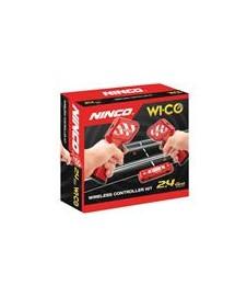 Kit Wico Mandos Inalambricos 2,4ghz