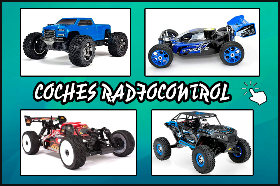COCHES RADIOCONTROL
